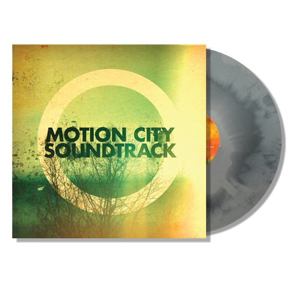 IMAGE | Motion City Soundtrack - Go LP - Swirl