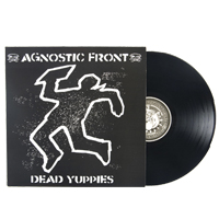 IMAGE | Epitaph Records - Agnostic Front - Dead Yuppies LP
