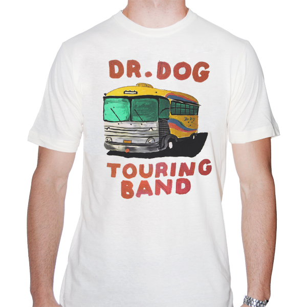 IMAGE | Dr Dog - Touring Bus