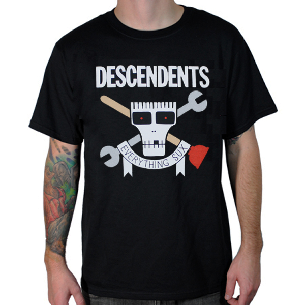 IMAGE | Descendents - Everything Sucks Plungers