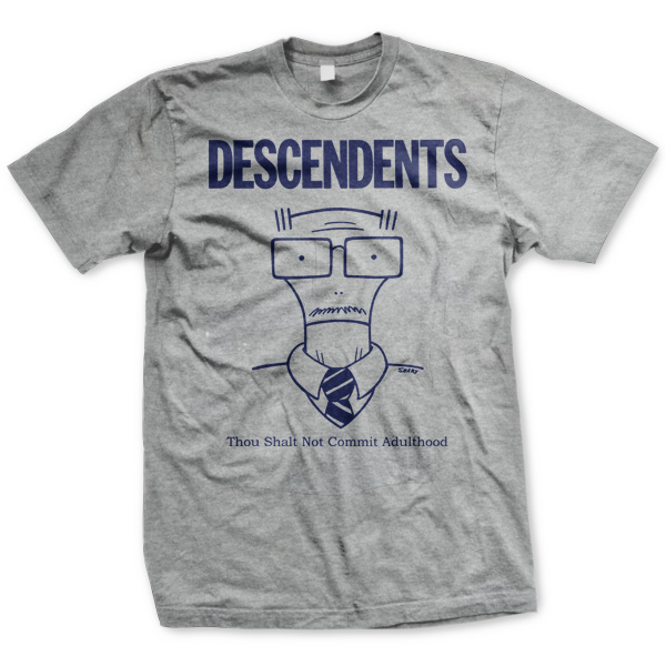 IMAGE | Descendents - Commit Adulthood Shirt