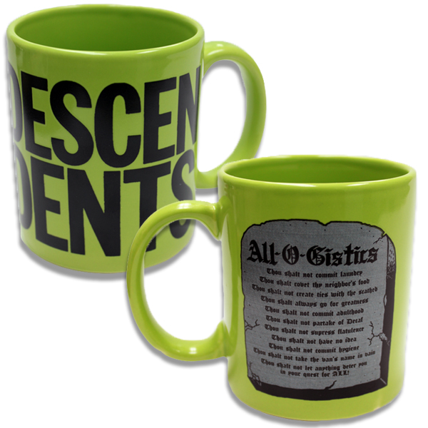 IMAGE | Descendents - All-O-Gistics: Coffee Mug
