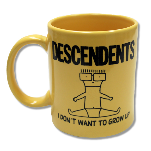 IMAGE | Descendents - I Don't Want To Grow Up: Coffee Mug