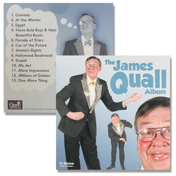 IMAGE | Tim and Eric - The James Quall Album