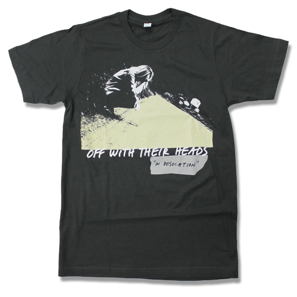 IMAGE | Off With Their Heads - In Desolation Tee - (gray)