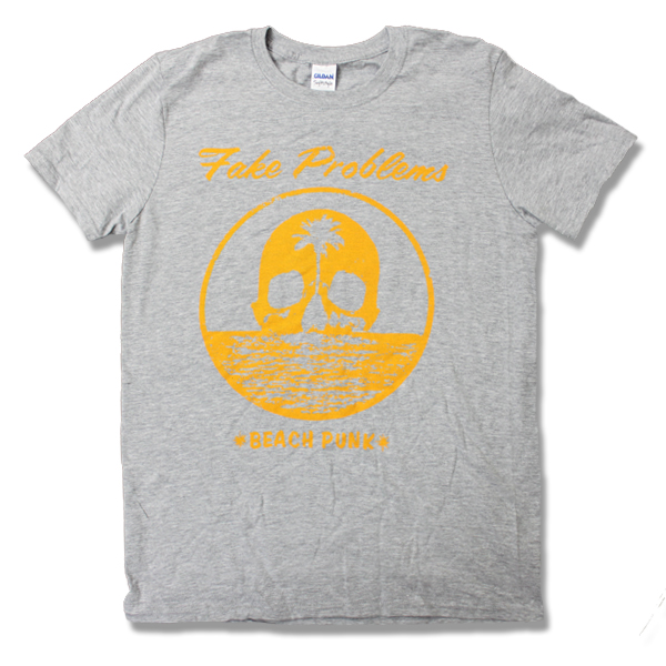 IMAGE | Fake Problems - Mens Beach Punk - Gray