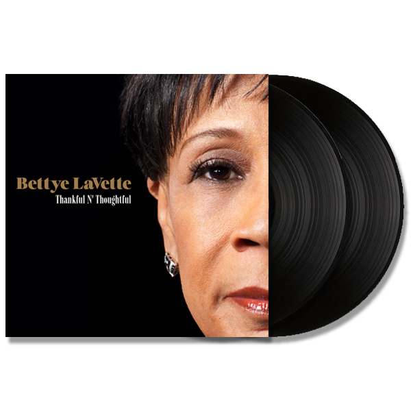 IMAGE | Bettye Lavette - Thankful N' Thoughtful 2xLP