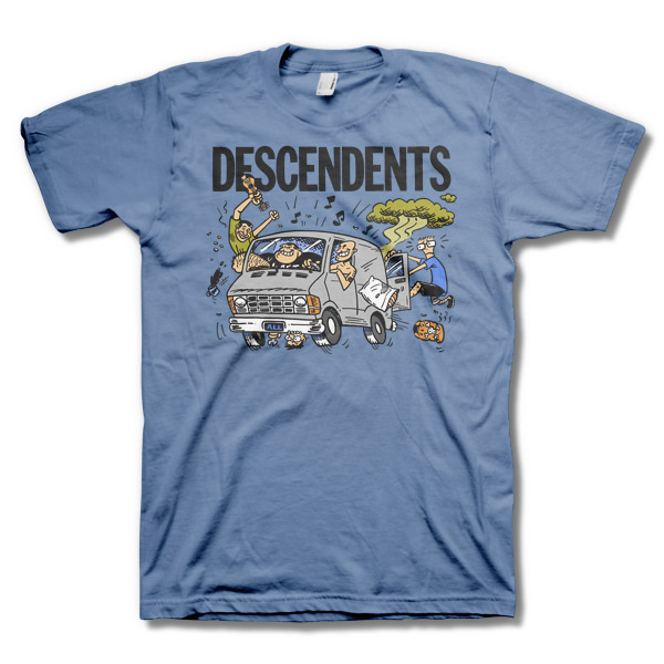 IMAGE | Descendents - Van Tee