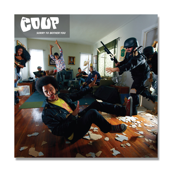 IMAGE | The Coup - Sorry To Bother You - CD