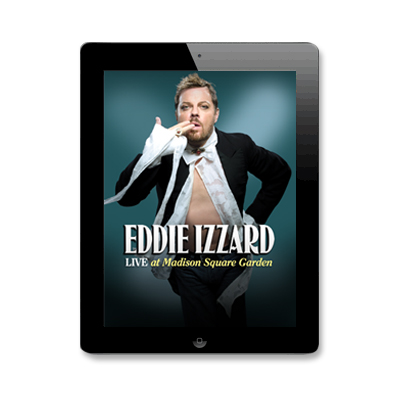 IMAGE | Eddie Izzard - Live at Madison Square Garden Video DL