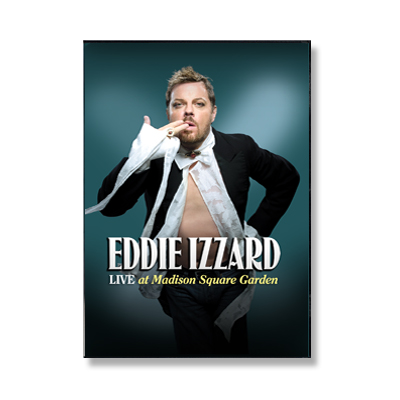 IMAGE | Eddie Izzard - Live at Madison Square Garden DVD