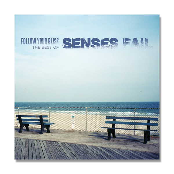 IMAGE | Senses Fail - Follow Your Bliss CD