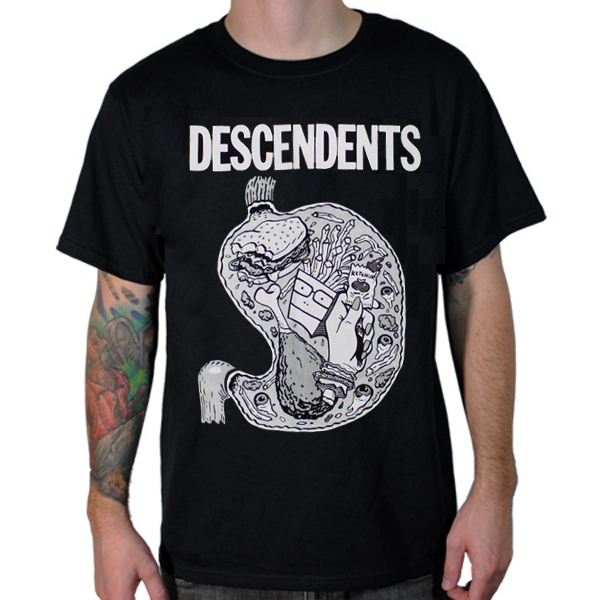 IMAGE | Descendents - I Like Food - Mens