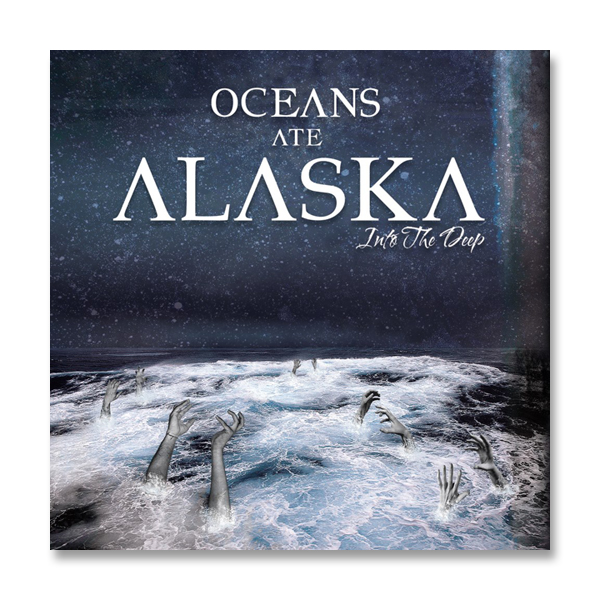 IMAGE | Oceans Ate Alaska - Oceans Ate Alaska- Into The Deep CD