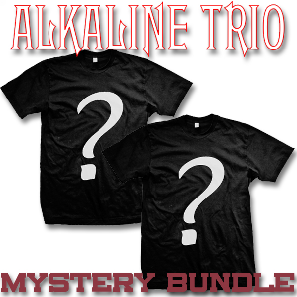 IMAGE | Alkaline Trio - Mens Mystery Bundle - 2 Shirts