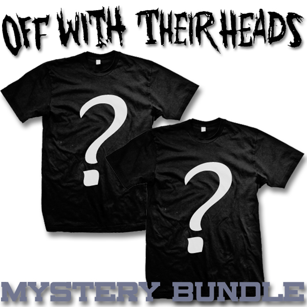 IMAGE | Off With Their Heads - Off With Their Heads Mystery Bundle