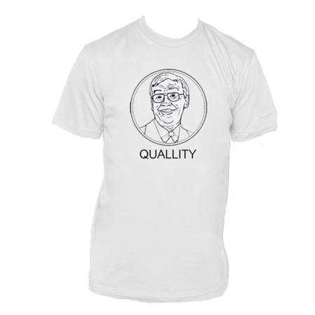 IMAGE | Tim and Eric - Quallity Tee