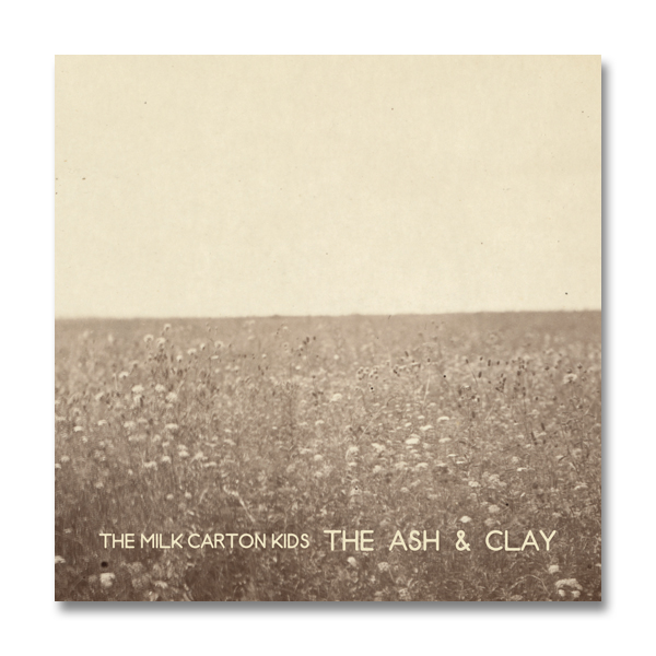 IMAGE | Milk Carton Kids - The Ash & Clay - CD