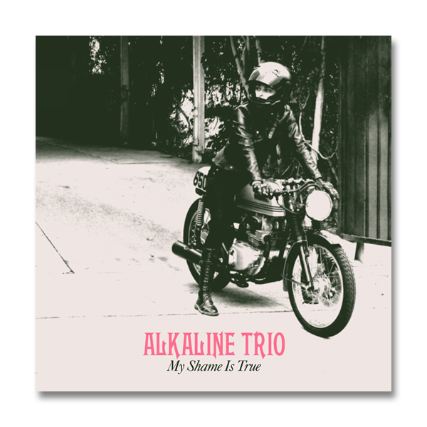 IMAGE | Alkaline Trio - My Shame Is True CD