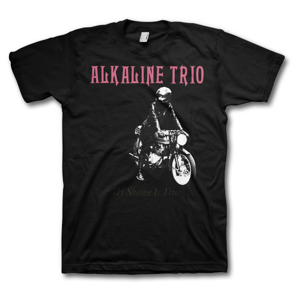 IMAGE | Alkaline Trio - My Shame Is True Album Tee - Mens
