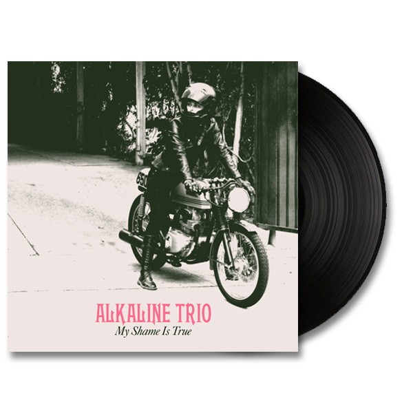 IMAGE | Alkaline Trio - My Shame Is True LP - Black