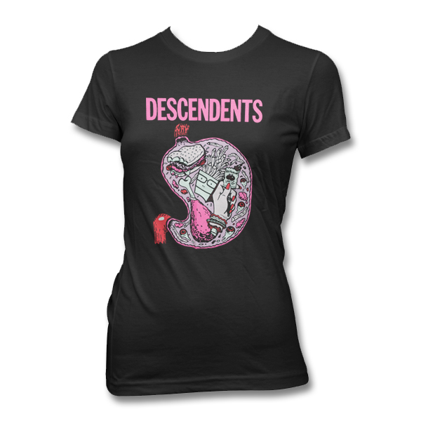 IMAGE | Descendents - I Like food - Women's