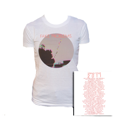 IMAGE | Fake Problems - Womens Balloon Tee