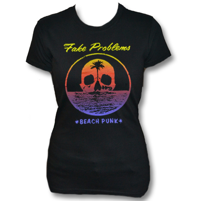 IMAGE | Fake Problems - Womens Beach Punk