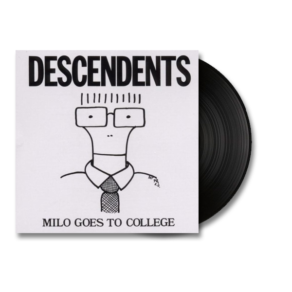 IMAGE | Descendents - Milo Goes To College LP