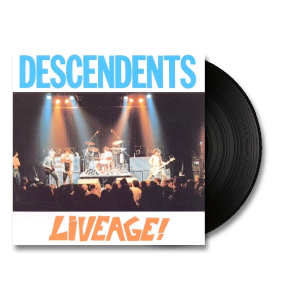 IMAGE | Descendents - Liveage! LP
