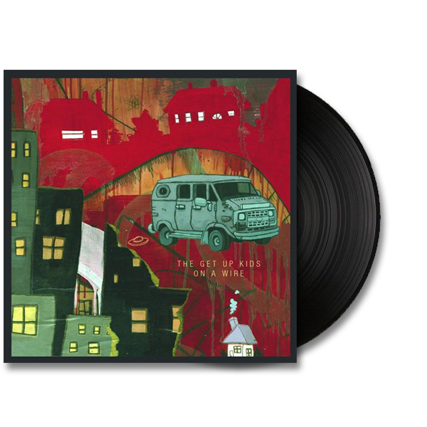 IMAGE | The Get Up Kids - The Get Up Kids - On A Wire (180 Gram LP)