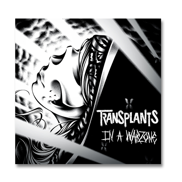 IMAGE | Transplants - In a Warzone CD
