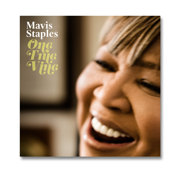 IMAGE | Mavis Staples - One True Vine CD