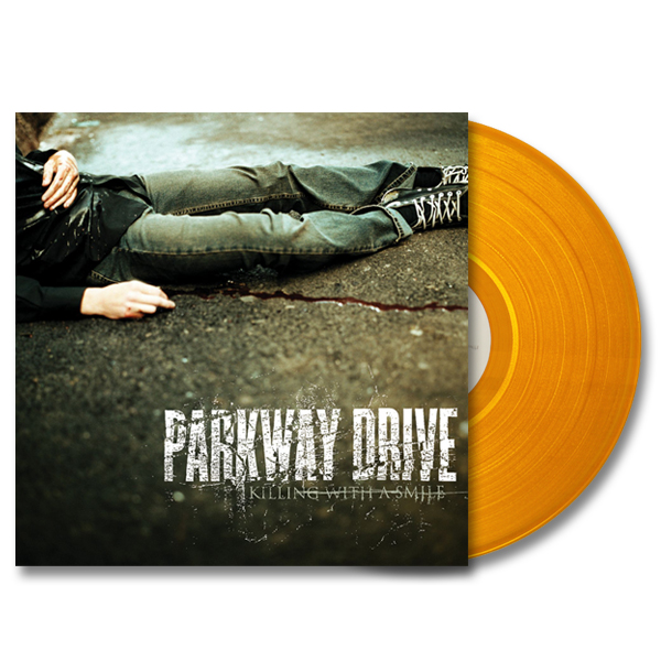 IMAGE | Parkway Drive - Killing With A Smile LP - Yellow