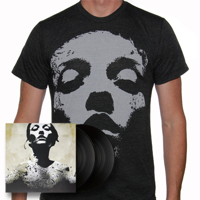 IMAGE | Converge - Jane Doe 2xLP & Jane Doe AA Triblend Shirt