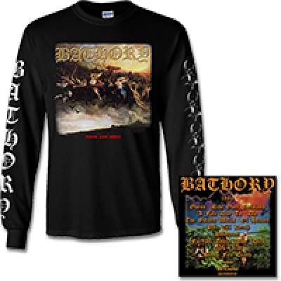 Bathory - Blood Fire Death Longsleeve