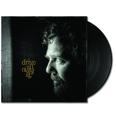 Glen Hansard - Drive All Night EP - 12""