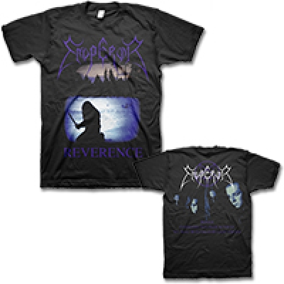 Emperor - Reverence T-Shirt (Black)