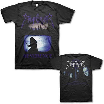 valhalla - Reverence T-Shirt (Black)