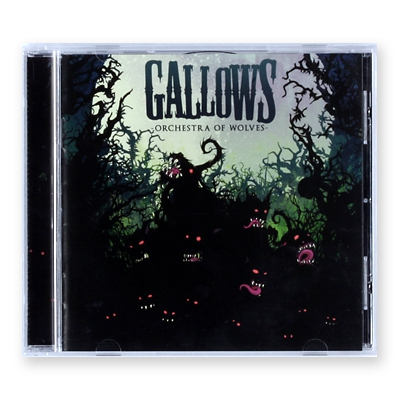 Gallows - Orchestra Of Wolves - CD