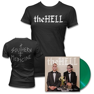 the-hell - Southern Medicine EP & Tee - Women's