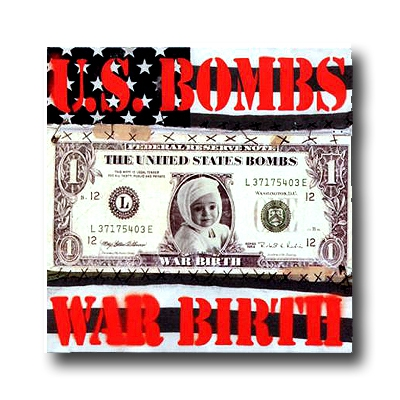 U.S. Bombs - War Birth CD
