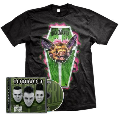 hellcat-records - A Symphony... CD + Coffin Tee Bundle