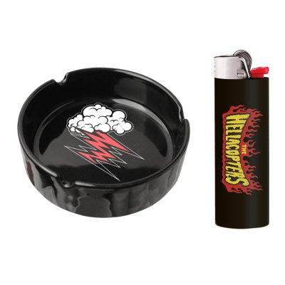 the-hellacopters - Flame Logo Smoking Bundle